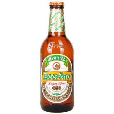 Beerlao Lager Beer 330ml