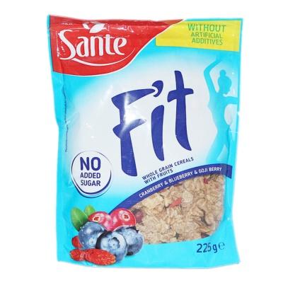Sante Fit Cranberry & Blueberry & Goji Berry Musli 225g