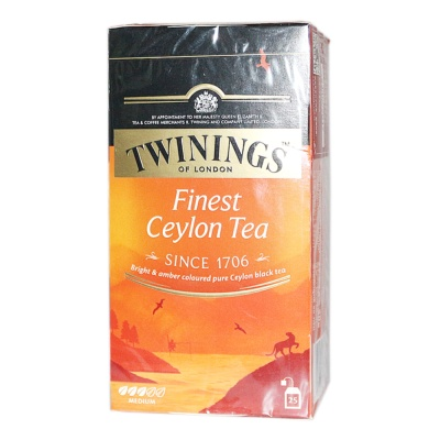 Twinings Ceylon Orange Pekoe Tea 50g