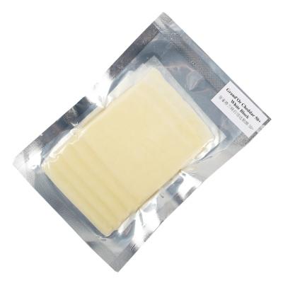 Grand'Or Cheddar 50+ White Block 100g