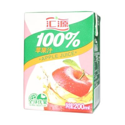 Hui Yuan Apple Juice 200ml