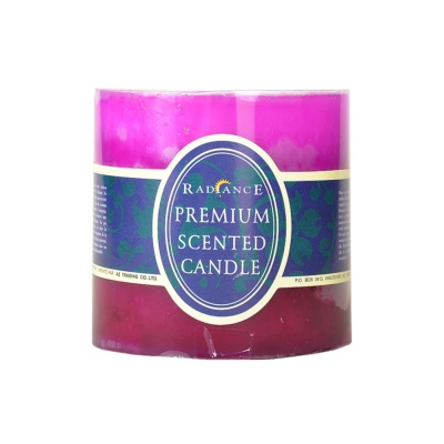 Premium Lavender Scented Candle