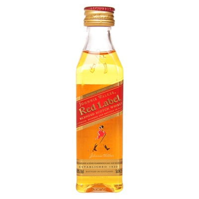 Johnnie Walker Red Label Whisky 50ml