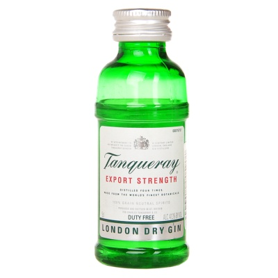 Tanqueray London Dry Gin 50ml