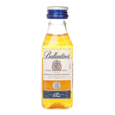 Ballantine's Aged 12 years Whisky 50ml