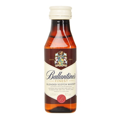 Ballantines Finest Scotch Whisky 50ml