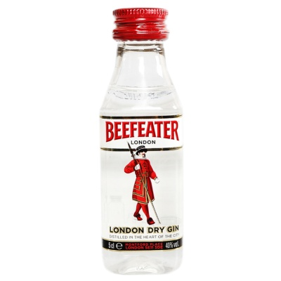 Beefeater London Dry Gin 50ml