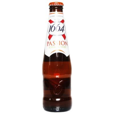 Kronenbourg 1664 Passion Fruit Beer 250ml