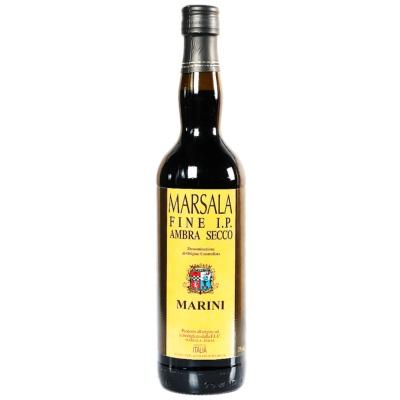 Marini Marsala Fine Ip Ambra Secco 750ml