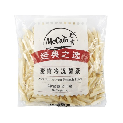 Mc Can French Fries 2kg