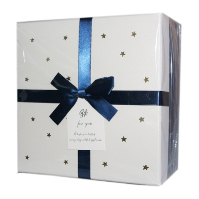 Square Gift Box (Middle)25# 1p