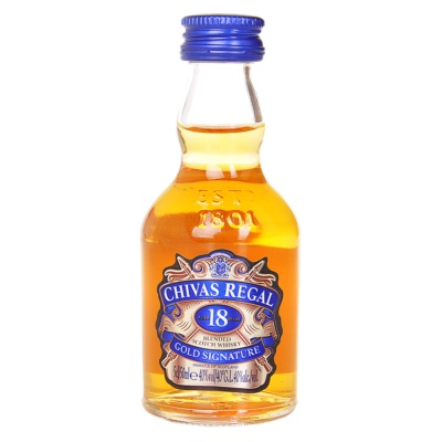 Chivas Regal 18 Blend Scotch Whisky 50ml