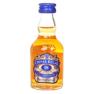 芝华士18年威士忌 50ml
