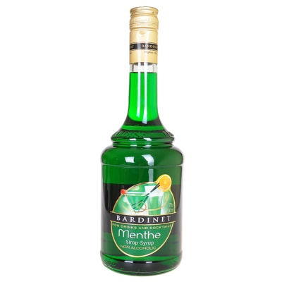 Bardinet Menthe Sirop-Syrup 700ml