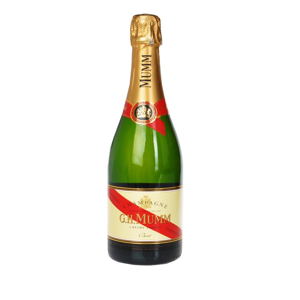 G.H. Mumm Champagne 750ml