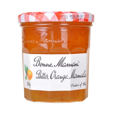 Bonne Manman Orange Jam 370g