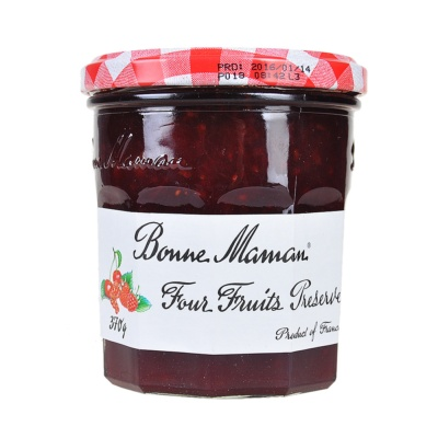 Bonne Maman Four Fruits Reserve Jam 370g