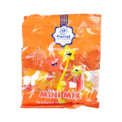 Plerrot Gourmand Mini Mix Candy 125g