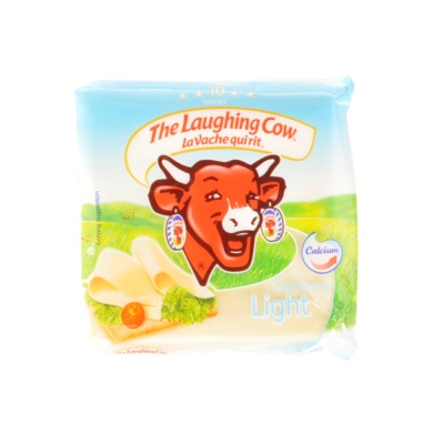 The Laughing Cow Light Sandwich Cheese 10T 200g