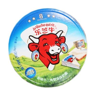 乐芝牛原味小三角奶酪 128g