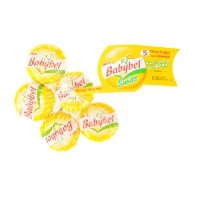 小贝勒瑞士口味奶酪5粒装 100g