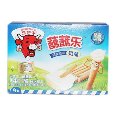 乐芝牛蘸蘸乐再制干酪(赠送饼干) 140g