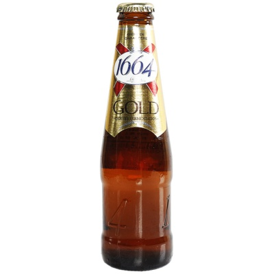 1664金标啤酒 250ml