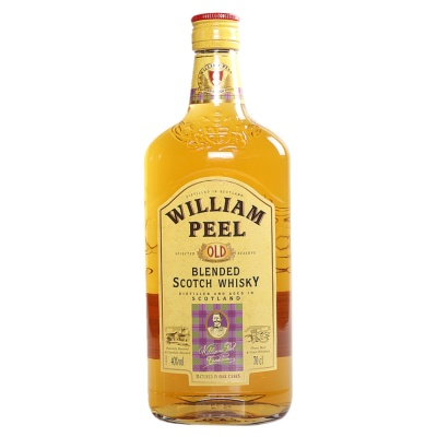 William Peel Blended Scotch Whisky 700ml