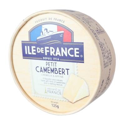 博格瑞牌法兰希小金文奶酪 125g