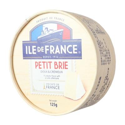 Ile De Franc Petit Brie 125g