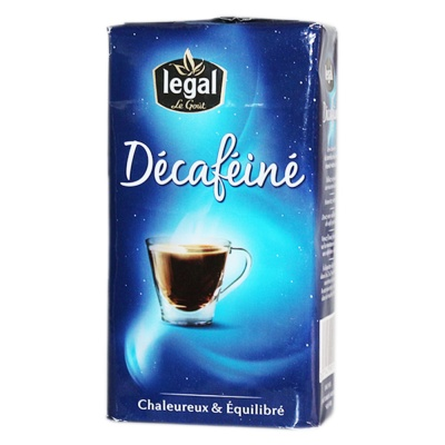Legal Le Gout Decafeine (Vacuum Pack) 250g