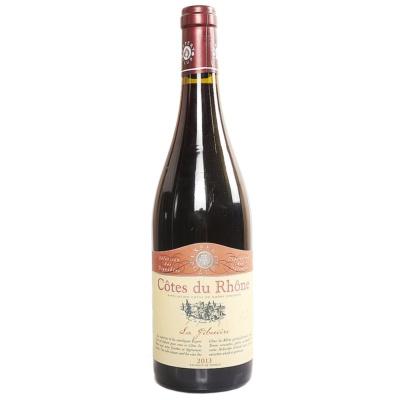 品酒师俱乐部罗讷河谷干红葡萄酒 750ml