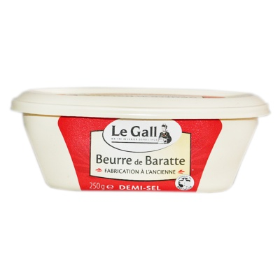 Le Gall Half-Salt Pasteurized Churn Butter 250g