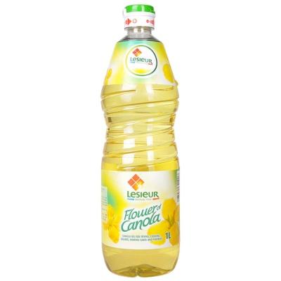 Lesieur Canola Oil 1L