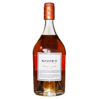 Godet Cognac Classic V.S.O.P Brandy 700ml