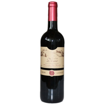 Le Petit Dome Red Wine 750ml