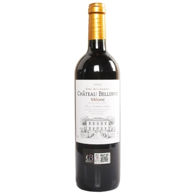Chateau Bellerive Medoc Rouge 750ml