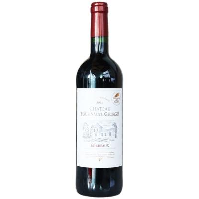 图圣乔治干红葡萄酒 750ml