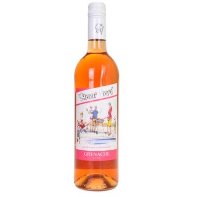 Savoir Vivre Grenache Rose Wine 750ml