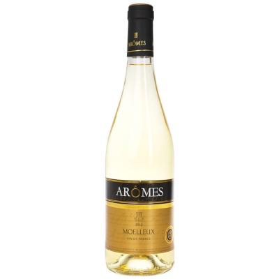 Aromes Moelleux Sweet White Wine 750ml