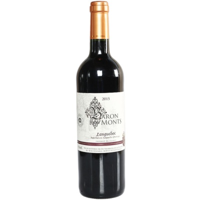 Baron Du Monts Languedoc Dry Red Wine 750ml