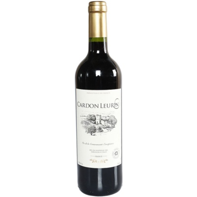 Cardon Leurin Dry Red Wine 750ml