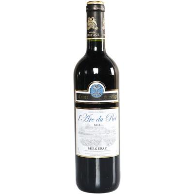 佰格仕拉瑞AOC干红葡萄酒 750ml