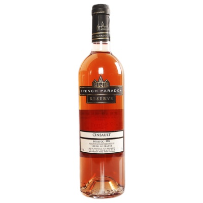 French Paradox Rose Wine 750ml
