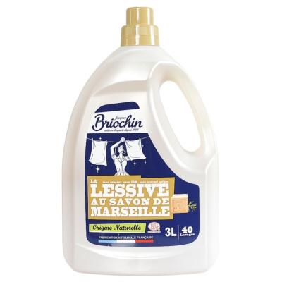 Briochin Marseille soap laundry detergent 3L