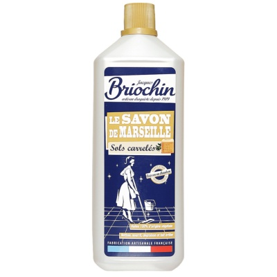 Briochin Marseille soap floor cleaner 1L