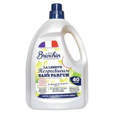 Briochin No Fragrance Mild Laundry Detergent 3L