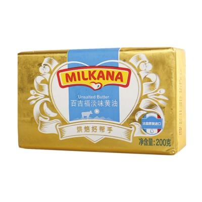 Milkana Unsalted Butter 200g