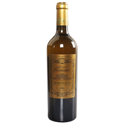 Marquise Romane Bordeaux Blanc 750ml