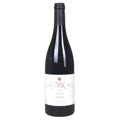 Domaine Du Tix Garrigue Ventoux Red Wine 750ml